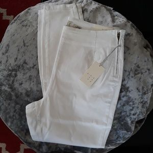 A.N.D. Away White Pants